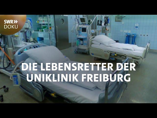 Heilung schwerer Corona-Fälle – Die Lebensretter der Uniklinik Freiburg | SWR Doku
