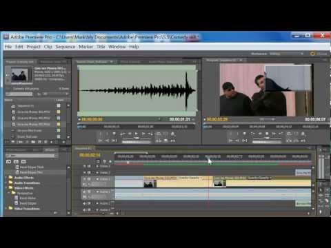 Basic Tutorial Adobe Premiere Pro Cs5 Castle Season 1 English