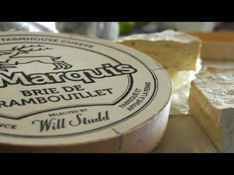 Will Studd Selected Le Marquis Brie de Rambouillet Educational Cheese Video