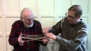 Cat's Cradle Figure 8: Grandfather Clock