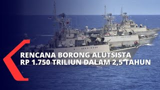 Debat Connie Bakrie dan Komisi I DPR Soal Rencana Borong Alutsista Rp 1.750 Triliun dalam 2,5 Tahun