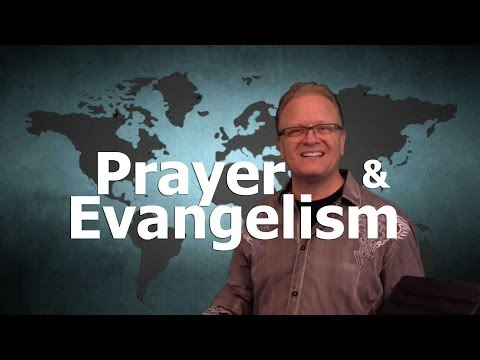 Prayer & Evangelism - Ministry Training Institute