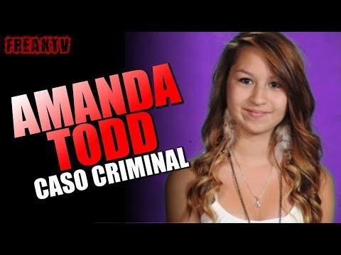 AMANDA TODD - MUITOS CULPADOS - My name is Amanda Todd