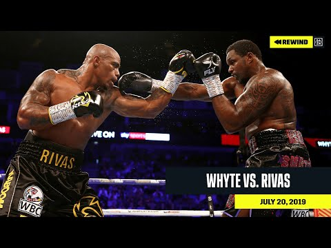 Dillian Whyte vs. Oscar Rivas / Диллиан Уайт — Оскар Ривас