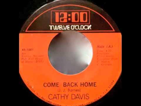 Cathy Davis - Come Back Home