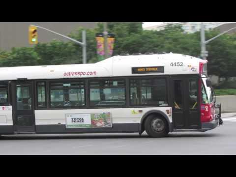 Buses in Ottawa, Canada