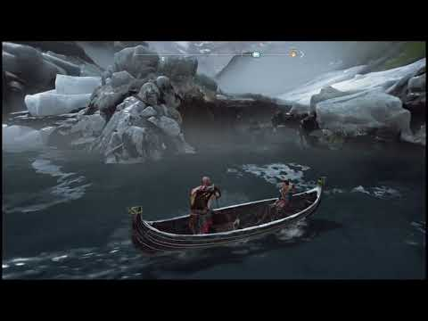 God of War: Where 2 find the Dead & Bloated Treasure Map &Where 2 find it W/ Theam  Music!!!
