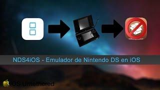 [Tutorial iDevice] Emulador de Nintendo DS en iOS 9 (sin JailBreak)  [NDS4iOS]