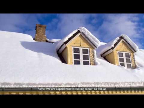 Winter Roof Replacement Grand Island NE | Grand Island Storm Damage Repair