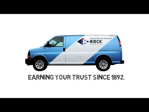 Rieck Services - Lima Chamber of Commerce Ad