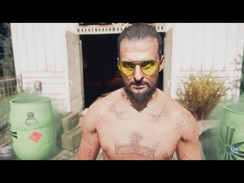Far Cry 5 - All Endings (Resist, Walk Away & Secret Ending)