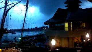 Tornado, Hampton Virginia