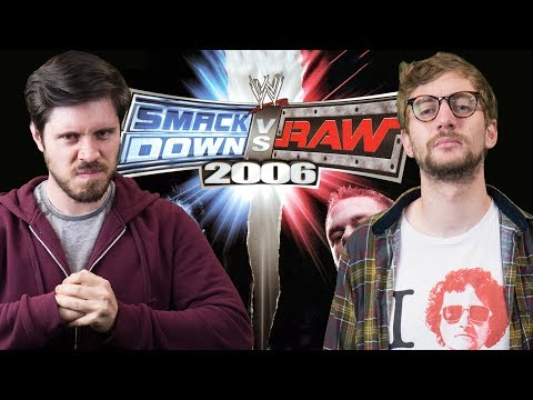 Best Wrestling Games Challenge: WWE Smackdown Vs Raw 2006 (Day 2)