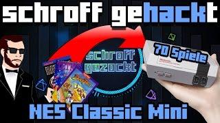 NES Classic Mini HACK! +70 Spiele nach Eurem Geschmack (deutsch / german)