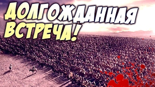Две великих армии встретились на поле боя! Total War: Attila ♛ Прохождение за Аксум #34