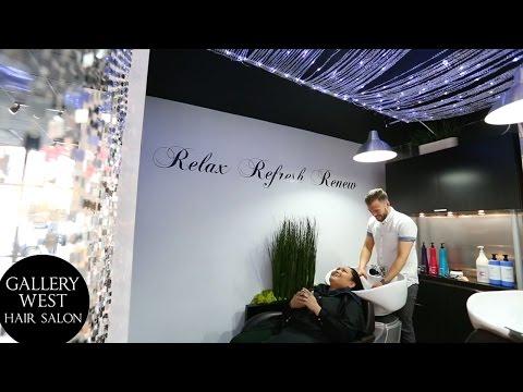 Gallery West Hair Salon in San Diego California