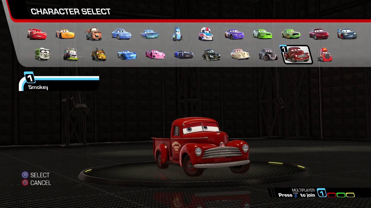 Cars 3 Driven To Win How To Unlock All The Cars Characters Short