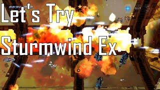 Sturmwind EX - Crazy Fun - Let's Try