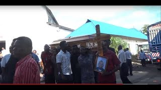 Simanzi na Majonzi, Mzee Chilongani Alivyoagwa Dar