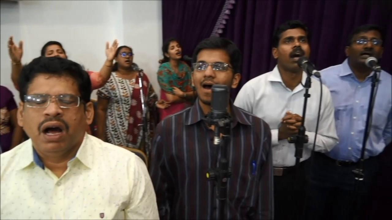 Download Um azhakaana kangal ennai kandathale, Tamil Christian Song