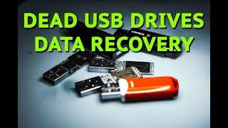USB Thumb drive not working - Data Recovery
