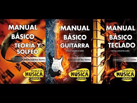 DESCARGAR !!! Manuales de Musica: Guitarra, Teclado, Bajo, Solfeo