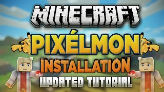 how to install pixelmon mod 5 0 0 in minecraft pokemon minecraft mod updated