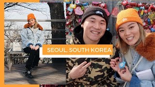 SEOUL 2018| TRAVEL VLOG