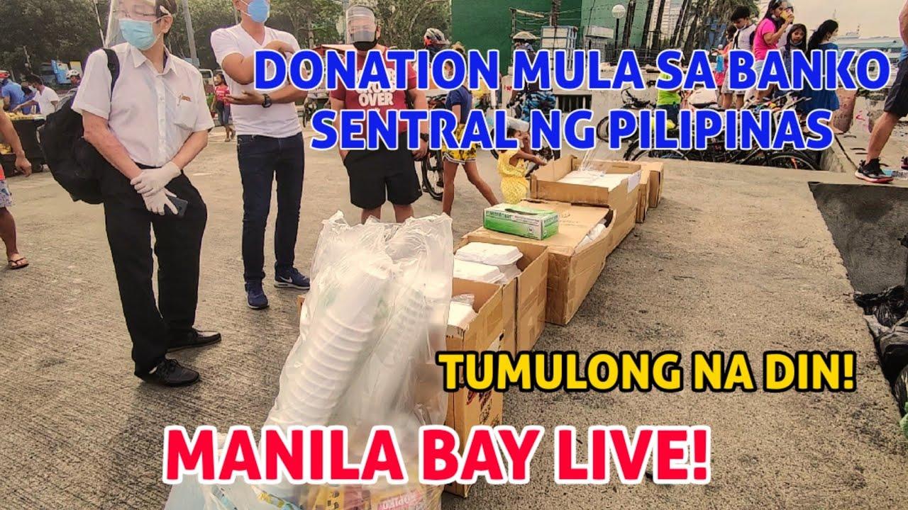Download MAY NAG DONATE! MANILA BAY LIVE!