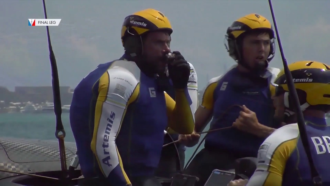 DAY 3 - LOUIS VUITTON AMERICA'S CUP QUALIFIERS