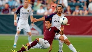 HIGHLIGHTS: Colorado Rapids vs. Real Salt Lake