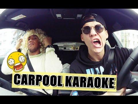 UNSERE LIEBLINGSLIEDER :O | Carpool Karaoke | Ksfreak & Mefyou