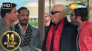 ये राझ भी उसी के साथ चला गया | Welcome Movie Scene | Akshay Kumar