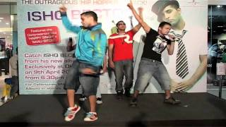 ishQ Bector - LIVE! At Oberoi Mall [2011]