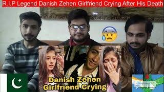 Danish Zehen Reacting