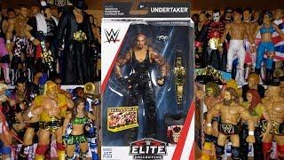 Review | Undertaker Elite 55 | WWE Mattel Wrestling Action Figure Unboxing