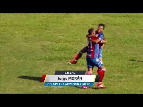 Gol - Jorge Moran - Primera División de Fútbol