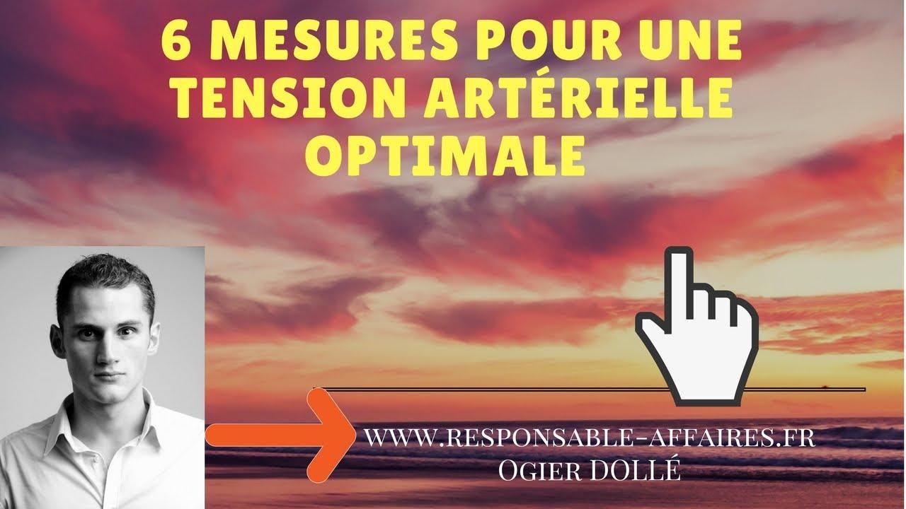 6 mesures pour une tension artérielle optimale (27/30..