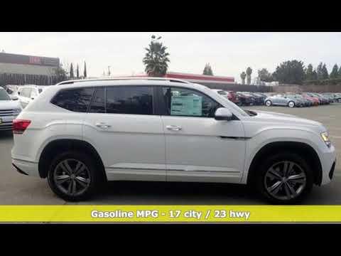 New 2019 Volkswagen Atlas Walnut Creek, CA #49914