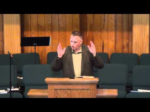 First Baptist Church of Holt Easter Service 8 April 2012 By Pastor Curt Rainey