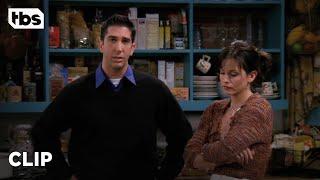 Friends: Monica Broke Ross' Nose (Season 3 Clip)   TBS