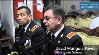Exdirector de la PNC investigado por extravío de armas