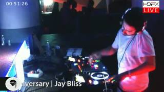 Nights Underground Anniversary @ Space Club Bucharest - Part 1 w Little Hado, Jay Bliss, Ali Nasser