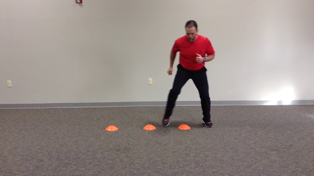 Lateral Cone Step Over Youtube