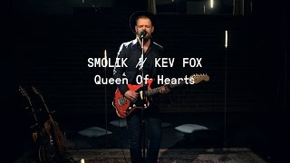 Smolik // Kev Fox - Queen of Hearts live @ YouTube Space Berlin