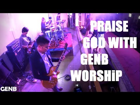 JPCC Worship - Open The Sky ( GenB Worship )