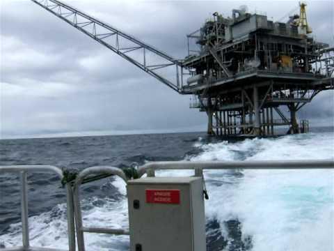Leaving EG offshore