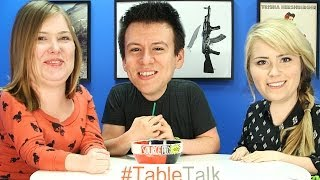 Conspiracy Theories and Sean Penn Bangs Everyone - It's #TableTalk!