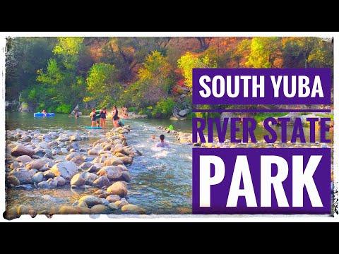 South Yuba River State Park.