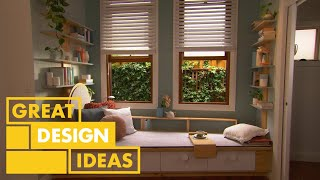 How To Create The Ultimate Book Nook | DESIGN | Great Home Ideas